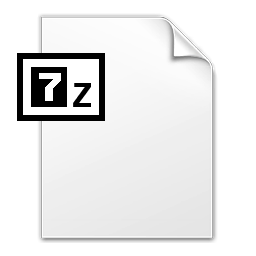 how to open z01 file with 7zip